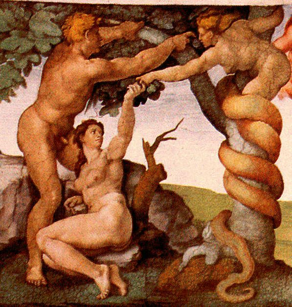 Idea Useful naked adam and eve porn